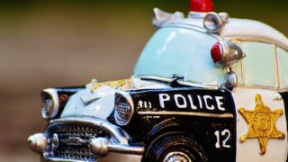 千代田区でパトカーが5歳児を跳ねる事故!ドラレコなどの動画は?